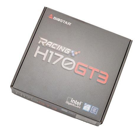 Biostar Motherboard Soket Lga 1151 Racing B150gt5 biostar racing h170gt3 lga1151 motherboard review eteknix