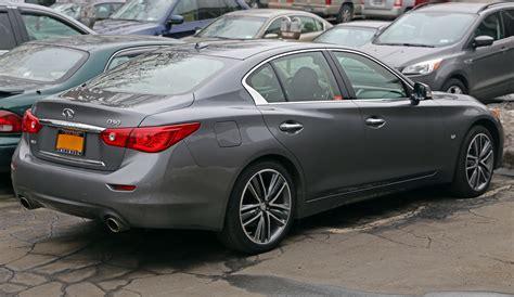 infinity car back file 2014 infiniti q50 3 7 awd rear right jpg wikimedia