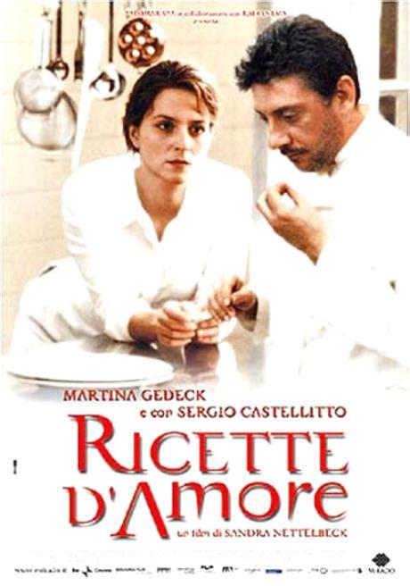 film oscar d amore ricette d amore film 2001