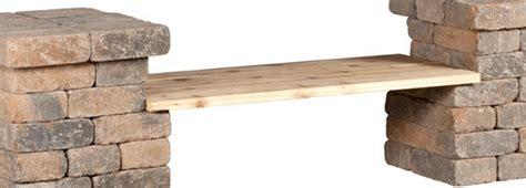 costruire una panchina come costruire una panca di mattoni per esterni