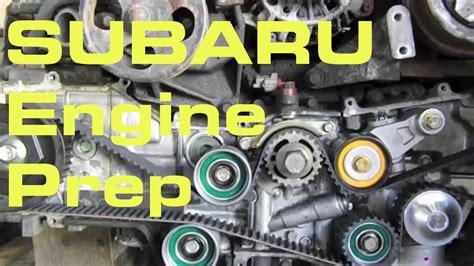 subaru vanagon subaru engine prep subaru vanagon engine swap part 4