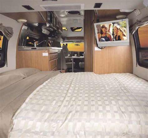 Roadtrek Interior by Rv With King Size Bed Cruiser Rv Cruiser Radiance Ultra