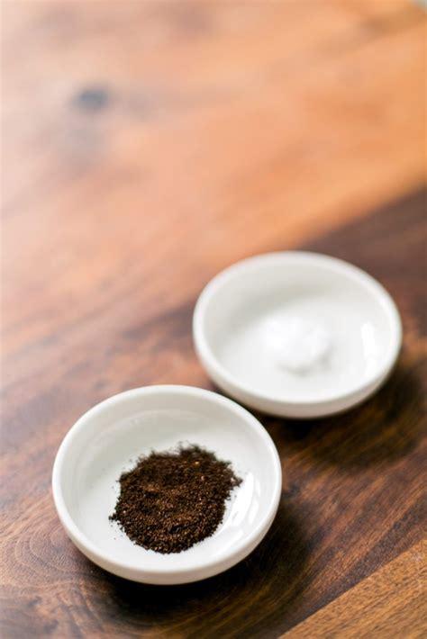 Bell Fresh Made Coffee Scrub think elysian at home diy coffee scrub mask think elysian