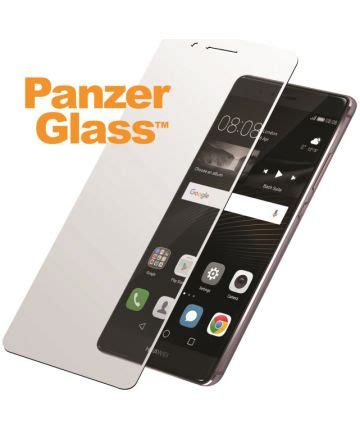 Huawei P9 Screen Protector Tempered Glass panzerglass tempered glass screen protector huawei p9 gsmpunt nl
