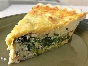 spinach quiche recipe dishmaps
