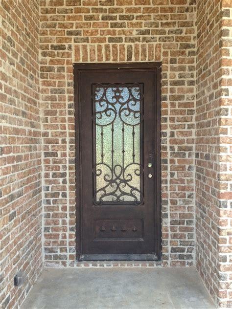 13 20 00 Jam Inside Front Door Catalog Iron Doors Plus Inc