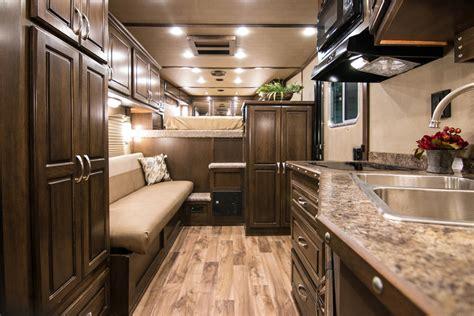 home living design quarter featherlite expands living quarters options with