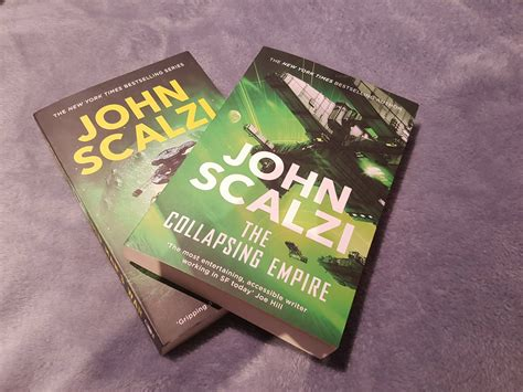 the collapsing empire the interdependency books a review of scalzi s book the collapsing