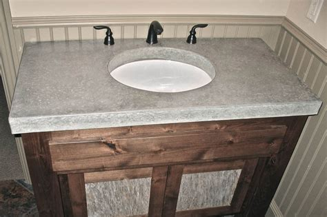 Concrete Countertops Bathroom Vanity Concrete Bathroom Vanities Sinks Countertops
