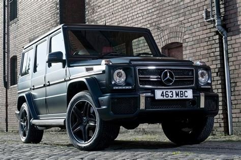 mercedes g class for sale used mercedes g class amg from 2012 used prices parkers