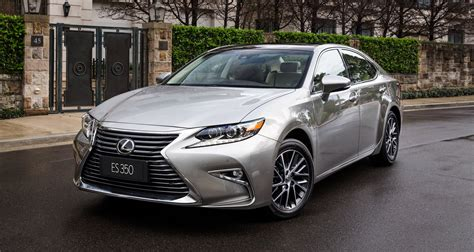 lexus es 2016 2016 lexus es350 recalled for possible brake system fault