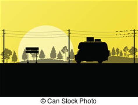 Auto Kologie by Wohnwagen Oder Cing Auto Clipart Und Stock
