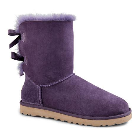 womens purple ugg boots