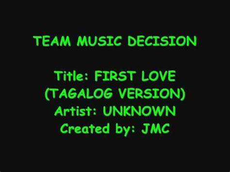 song tagalog version tagalog version