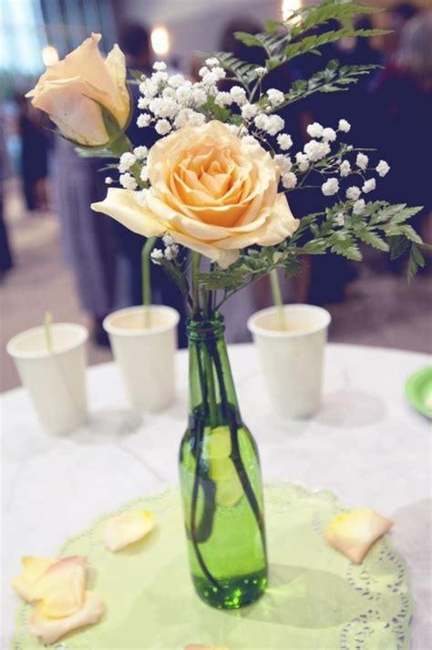 12 centros de mesa para bodas florales sencillos y econ 243 micos 12 centros de mesa para boda sencillos centros de mesa