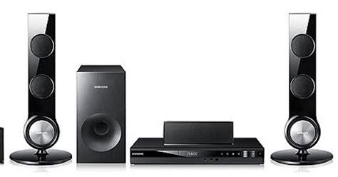 Home Theater Samsung Ht E353hk barang elektronik harga samsung ht e353hk home theater