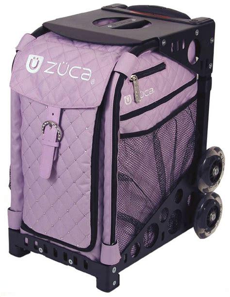 lilac zuca bag