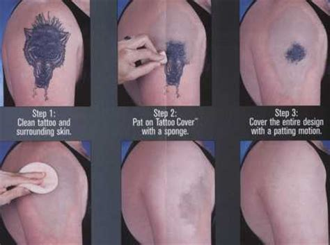 tattoo cover up make up various types of cover make ups
