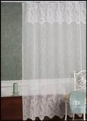 feminine airy floral design point d esprit lace shower