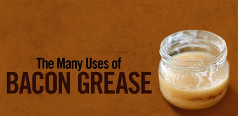 bacon jelly gallery bacon grease canister