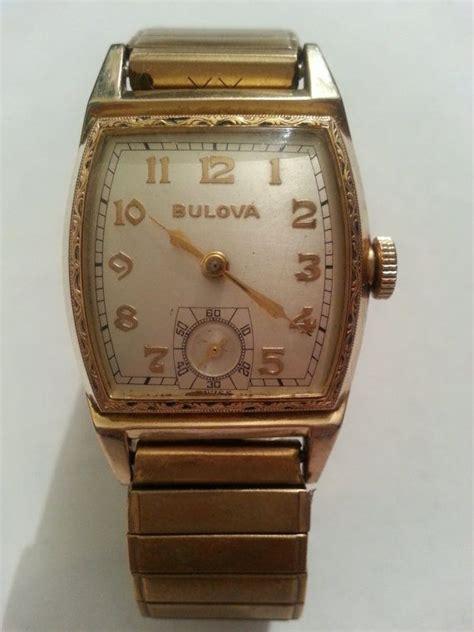 bulova vintage bulova and vintage watches