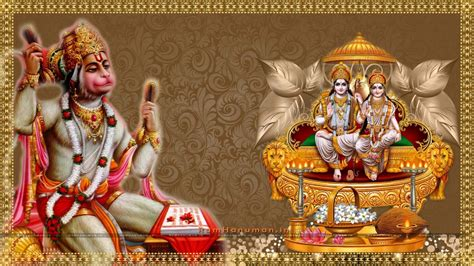 wallpaper for pc desktop free download god lord hanuman shri ram wallpapers 1366x768 520922