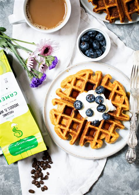 protein in cottage cheese pumpkin protein waffles cottage cheese