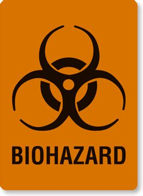 printable biohazard label biohazard stickers biohazard labels
