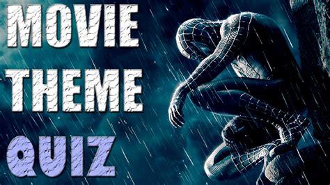 movie themes quiz 20 movie theme quiz youtube