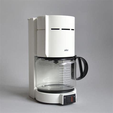 Kf Coffee Maker dieter rams coffee maker braun electrical household braun