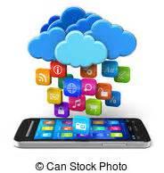 calcolo mobilita cellulare illustrazioni e clipart 30 133