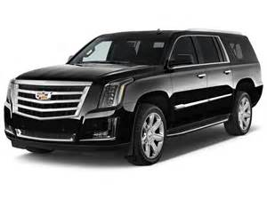 Cadillac Escalade 2016 Cadillac Escalade Features Review The Car Connection