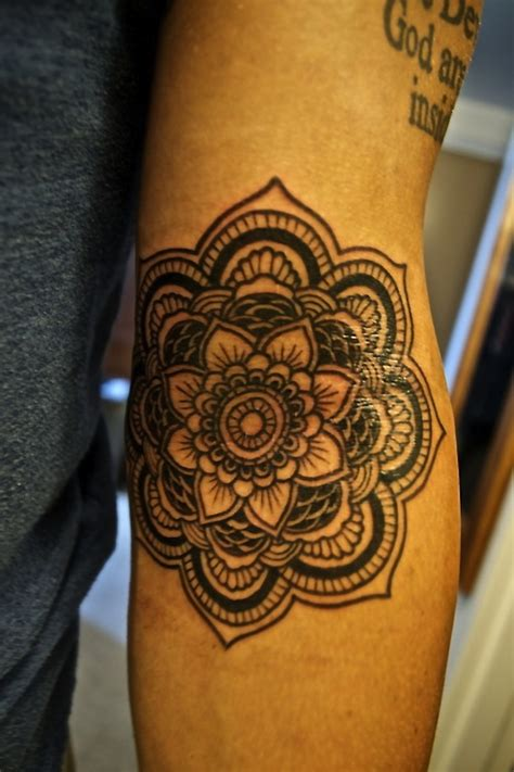 lotus flower tribal tattoo tribal lotus flower 2015