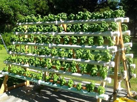 build  clever  frame hydroponic system