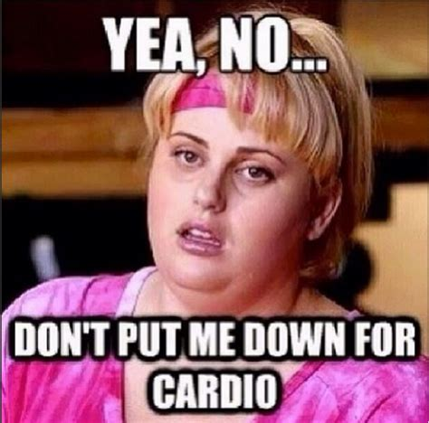 Cardio Memes - funniest gym meme collection for those who love