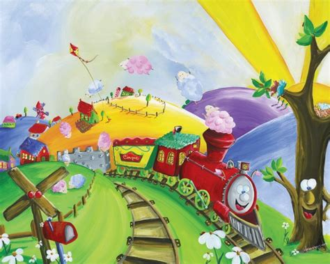 Wall Murals For Kids wall murals for themed kids rooms the leisure group