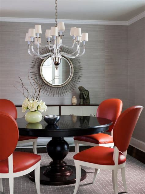 ways dress dining room walls hgtvs decorating design blog hgtv