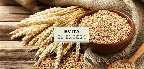3 alimentos saludables que contiene trigo - Que Alimentos Contienen Trigo