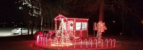 lakeside park christmas lights 2017 1 city of pell city