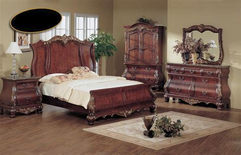 gorgeous queen  king size bedroom sets  sale  october  moniques home garden