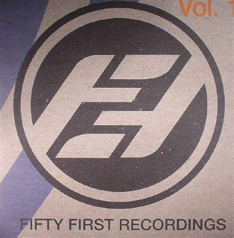 Recordings Vol1 various fifty recordings vol 1 vinyl at juno records