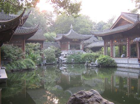 giardino antico rivista le citta cinesi