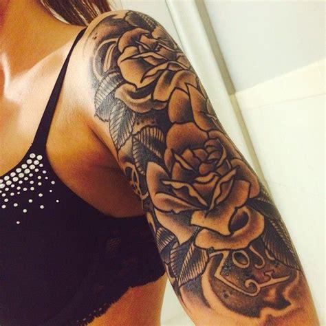 tattoo fixers north london 25 best ideas about rose sleeve tattoos on pinterest