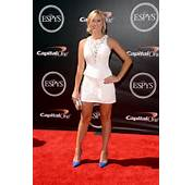 Courtney Force  Celebrities Share The Spotlight With Sports Stars At