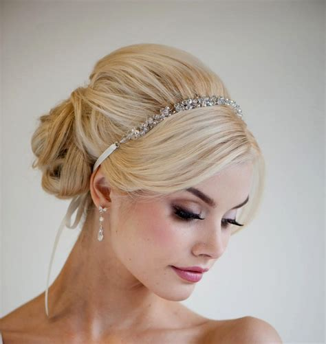 Wedding Hairstyles Updos With Headband by Wedding Hairstyles Updo With Headband Hairstyles