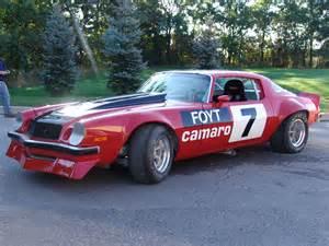 1975 iroc camaro race car for sale