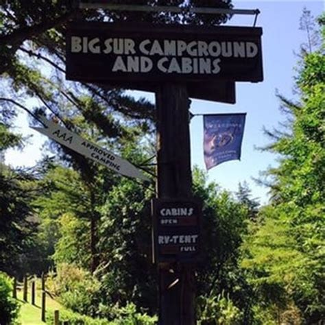 big sur cground and cabins 159 reviews 114 photos