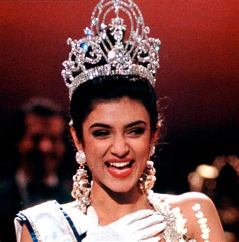 sushmita sen miss universe miss universe pageant trivias facts and tidbits