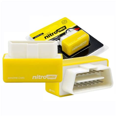 Nitro Obd2 Drive Performance Torque Chip Mobil Disel nitro obd2 torque tuning box mobil bensin yellow jakartanotebook