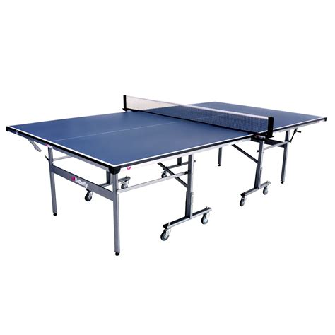 Table Tennis Table by Butterfly Easifold Deluxe Indoor Table Tennis Table